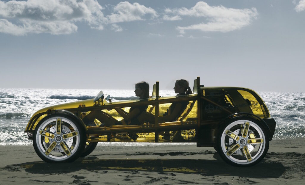 Exasis concept car Rinspeed