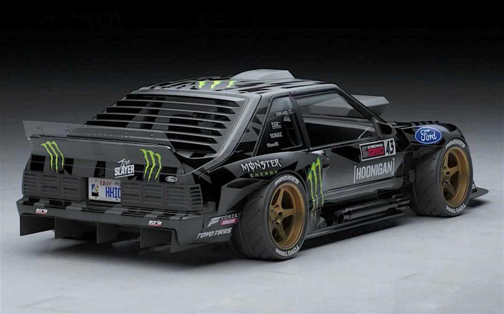 Ford Mustang Hoonigan Cena