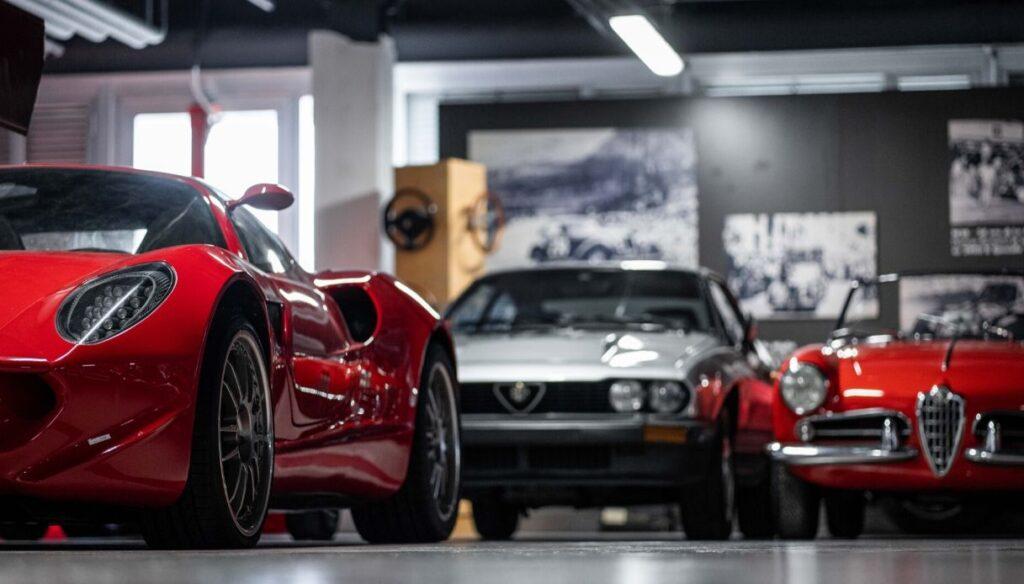 Alfa Romeo GTA, protagonista alla festa dei 110 anni
