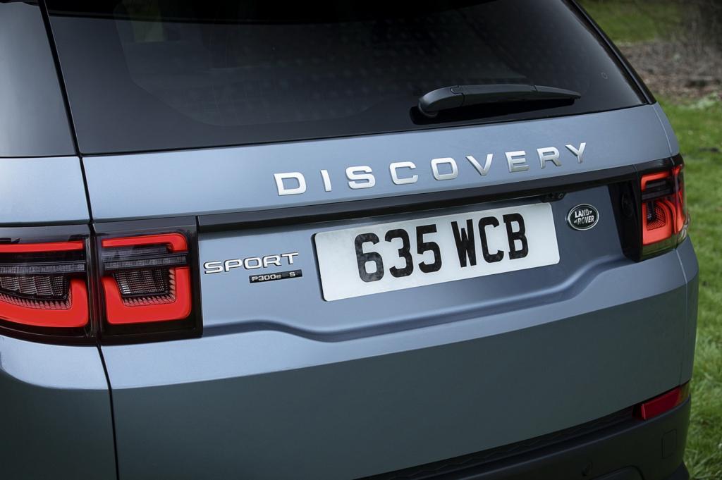 Range Rover Evoque e Land Rover Discovery Sport: arriva l'ibrido plug-in