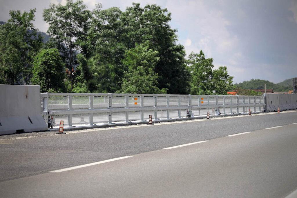Varco STARGATE Autostrada A2