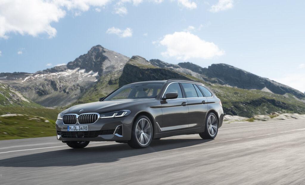 BMW Serie 5: aggiornamenti che contano