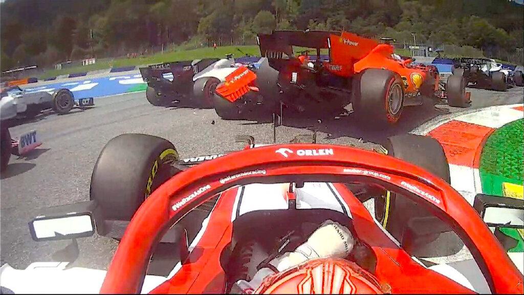 Gran Premio Stiria F1: doppietta Mercedes, disastro Ferrari