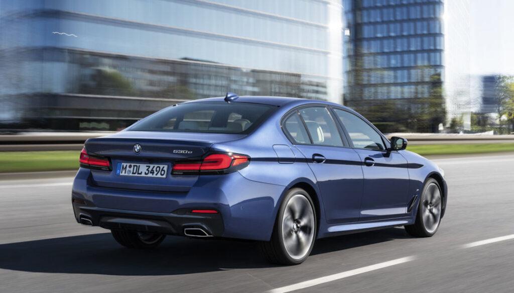 BMW Serie 5 2020: aggiornamenti che contano