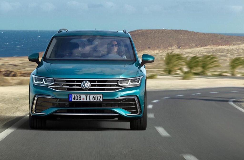 Volkswagen Tiguan: ora viaggia anche in elettric