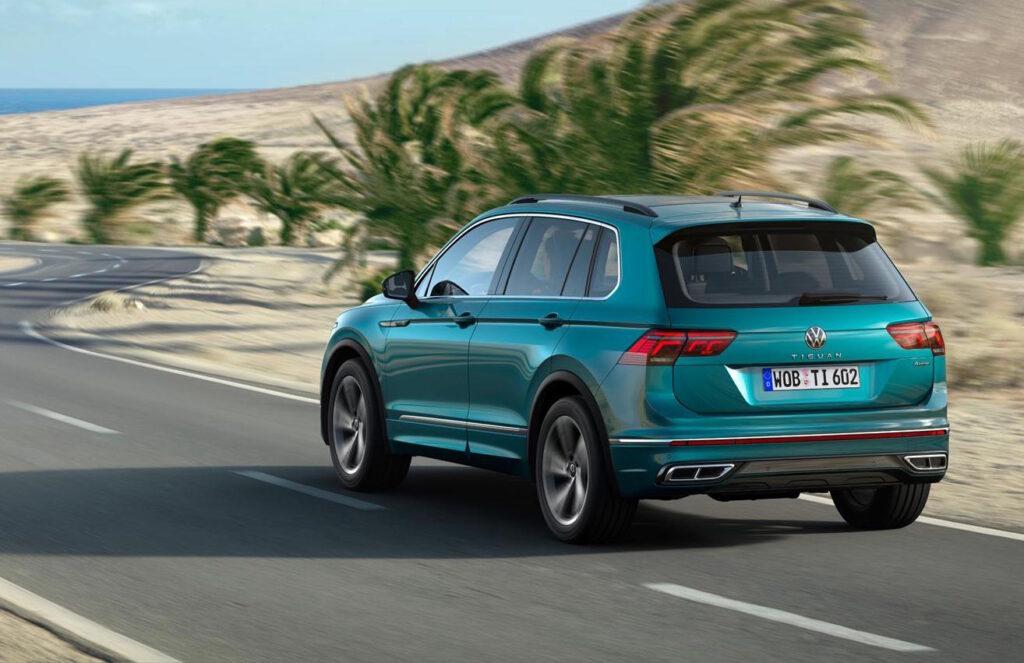 Volkswagen Tiguan: ora viaggia anche in elettrico