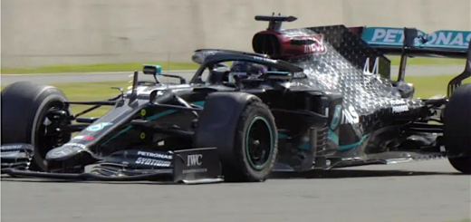 Hamilton GP F1 GB 2020