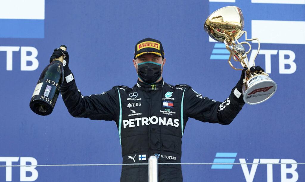 F1, Gran Premio Russia: vince Bottas. Leclerc sesto