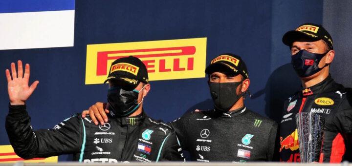 Gp di Toscana: Hamilton vince al Mugello. Le Ferrari senza speranza