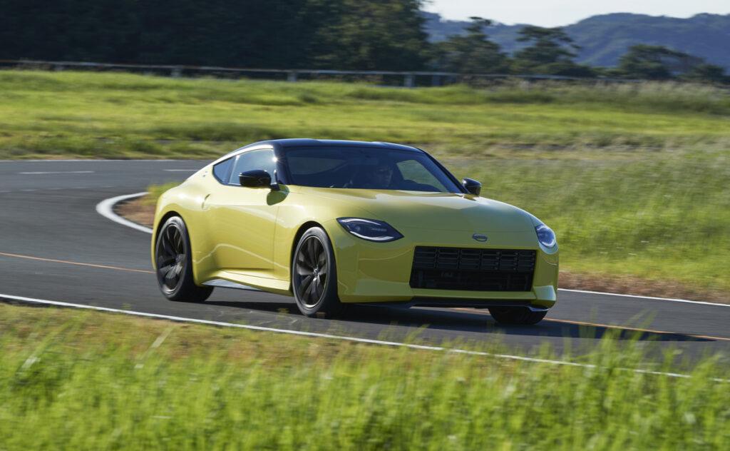 Nissan Z Proto: il futuro ha uno splendido passato