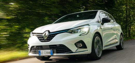 Test drive della nuova versione ibrida e compatta Renault Clio 1.6 Hybrid E-Tech