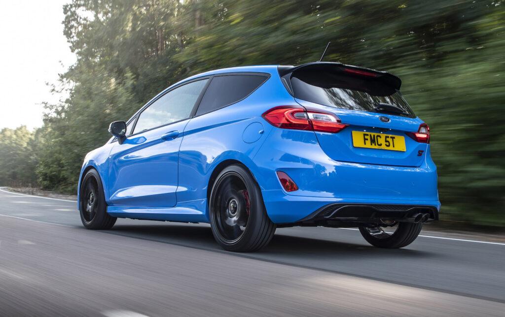 Ford Fiesta ST Edition: emozioni in edizione limitata