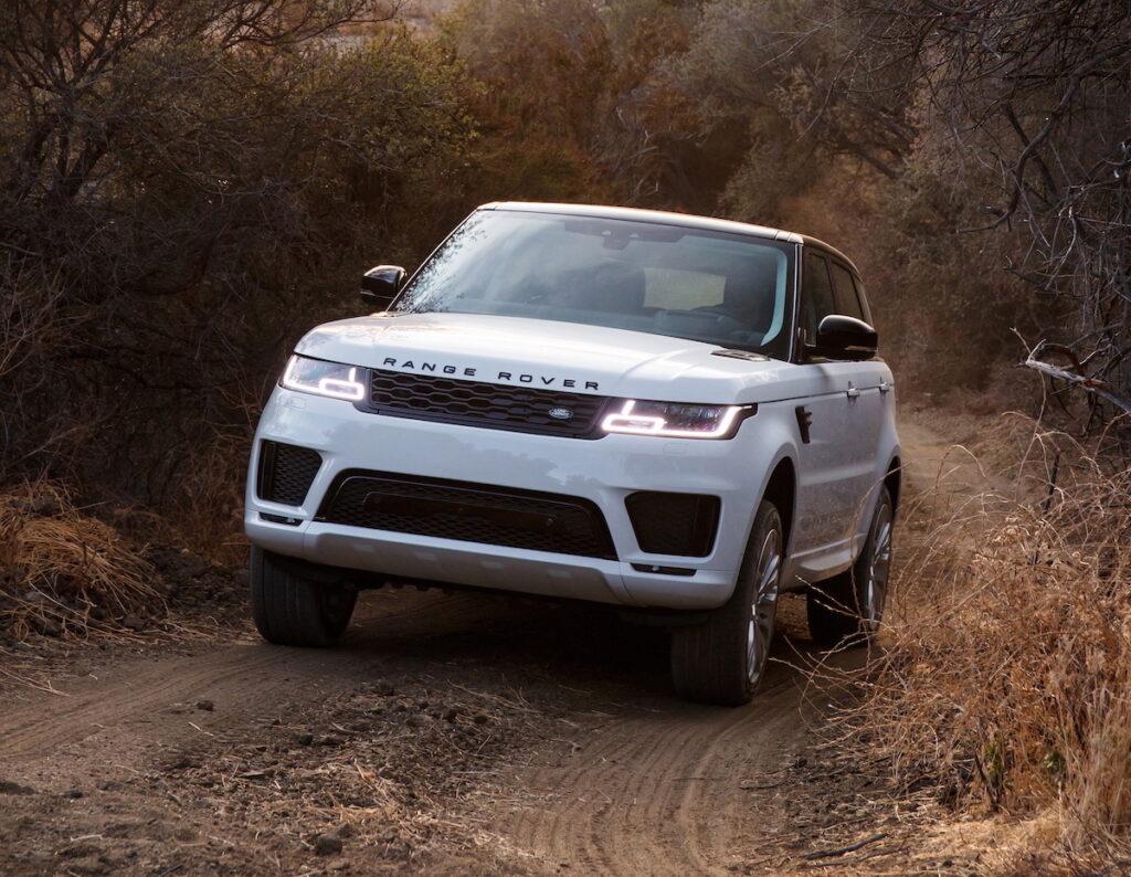 Land Rover Range Rover Sport tra le auto più votate su un social web