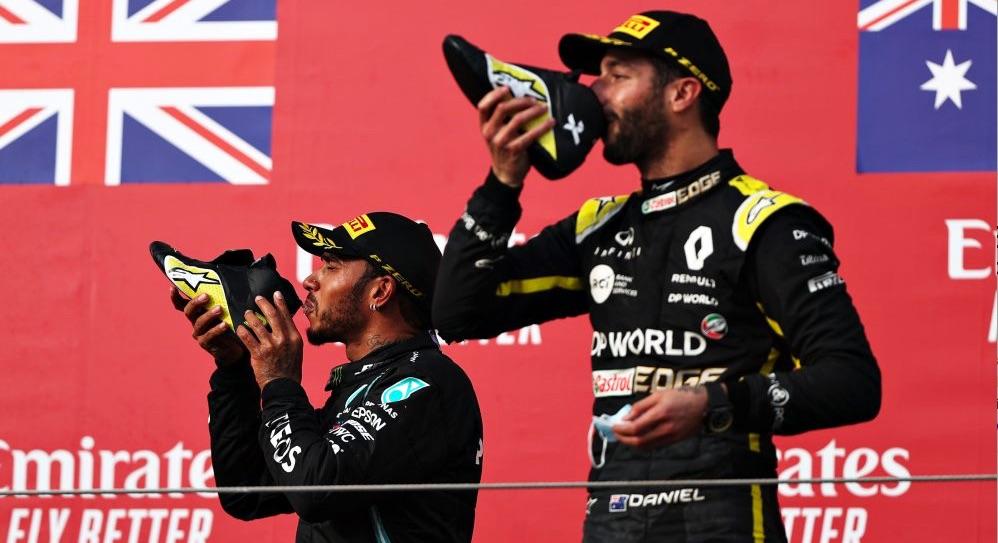 F1, Gran Premio dell'Emilia Romagna: Mercedes vince il titolo costruttori