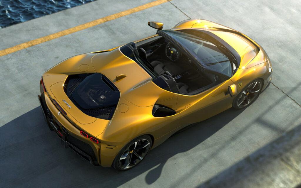 Ferrari SF90 Spider: la scoperta da 1.000 cavalli