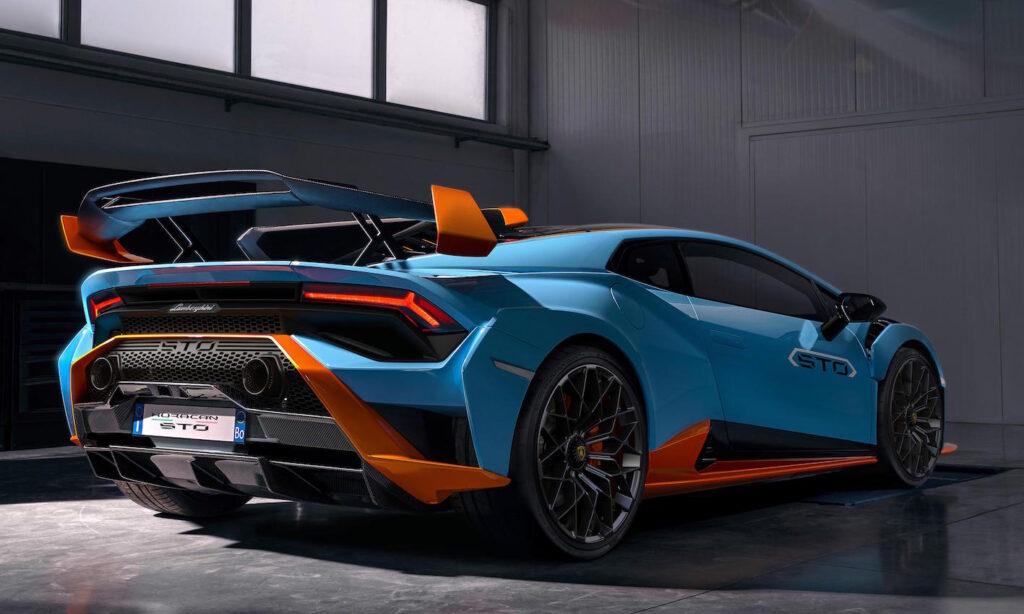 Lamborghini Huracan STO: supersportiva estrema