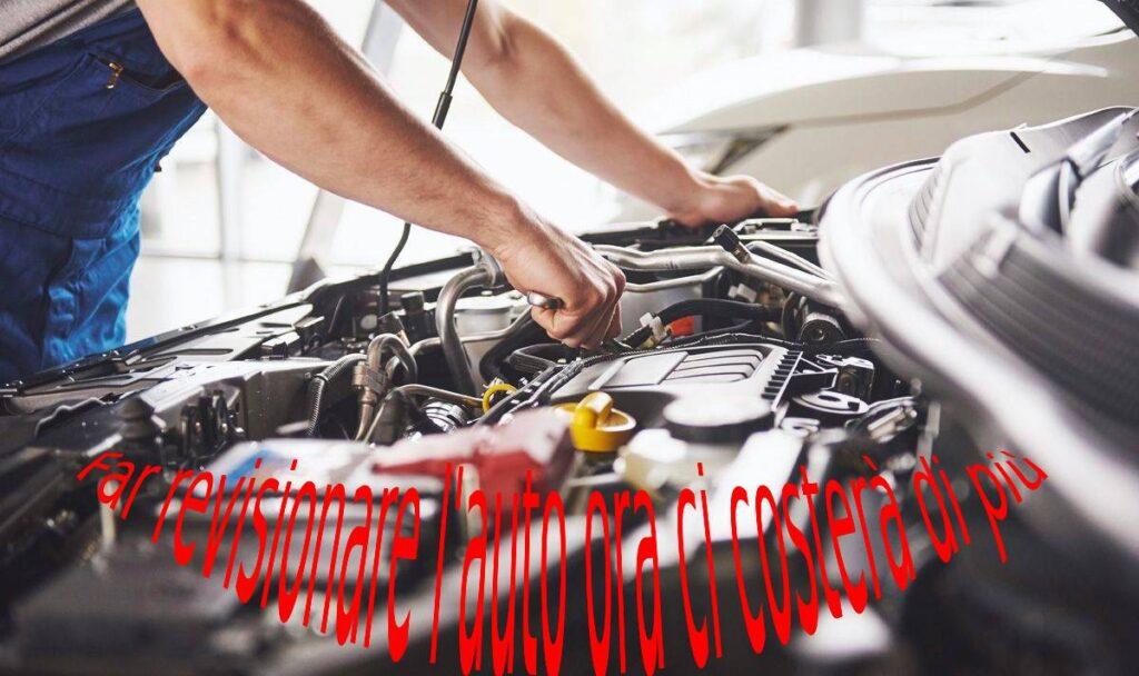 Manovra: aumenta di 10 euro la revisione auto
