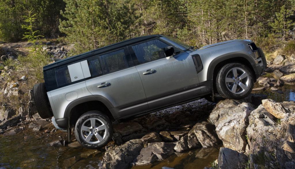 Land Rover Defender: leggendaria e pluripremiata
