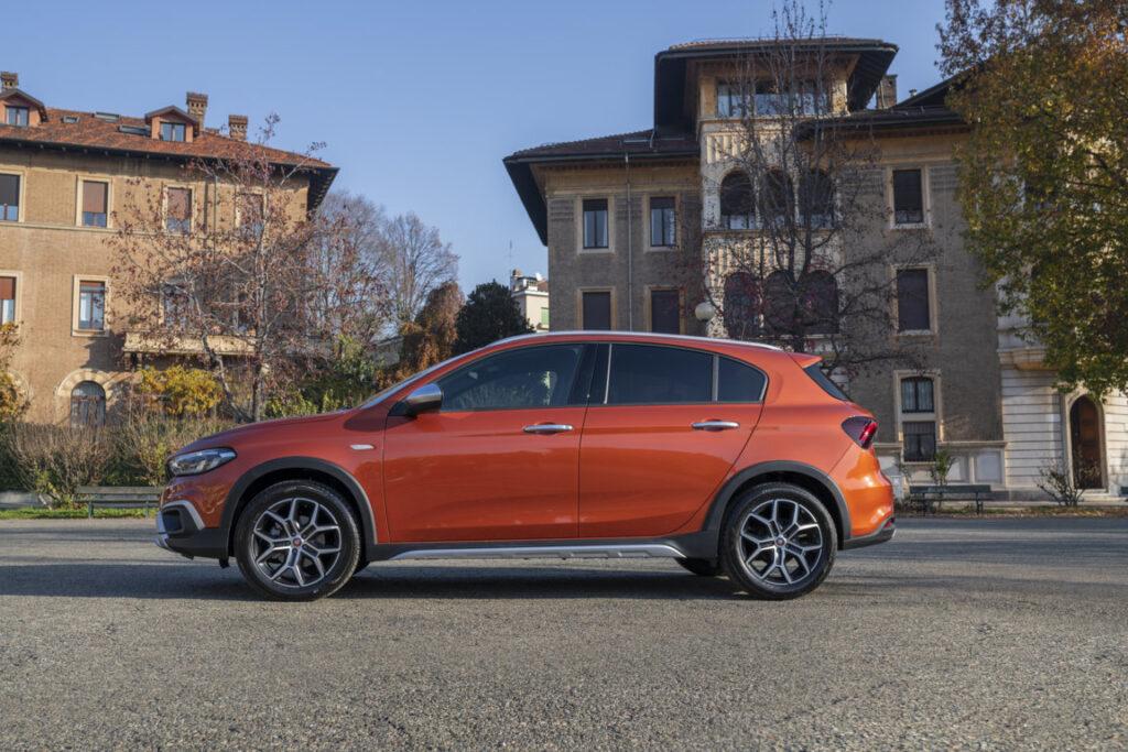 Fiat Tipo Cross test su strada: all'altezza delle aspettative