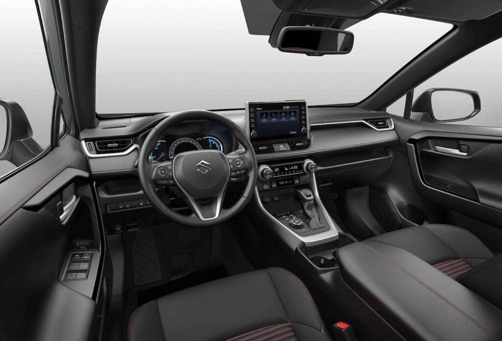 Suzuki Across plug-in: tecnologia al top di gamma