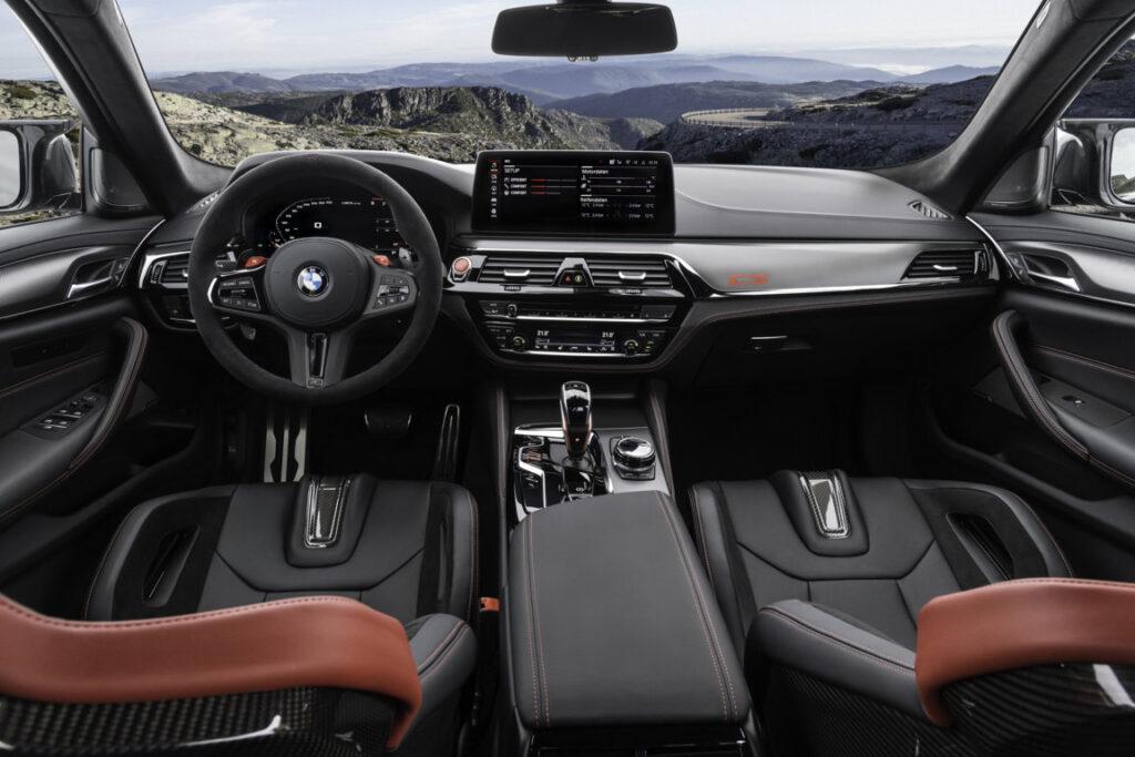 BMW M5 CS: 635 CV e accelerazione da primato
