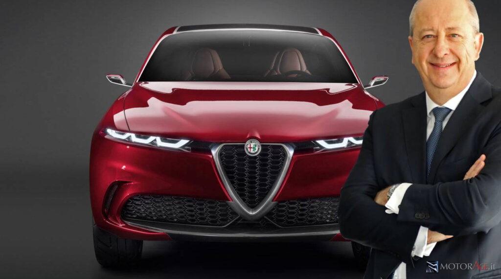 Jean-Philippe Imparato nominato CEO dell'Alfa Rome
