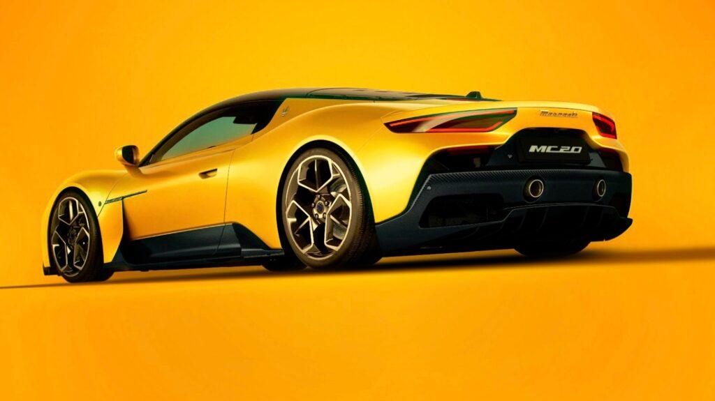 Maserati MC20: la massima espressione del Tridente
