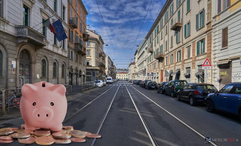 Assoutenti: nel 2020 l'auto è costata 905 euro in meno a famiglia