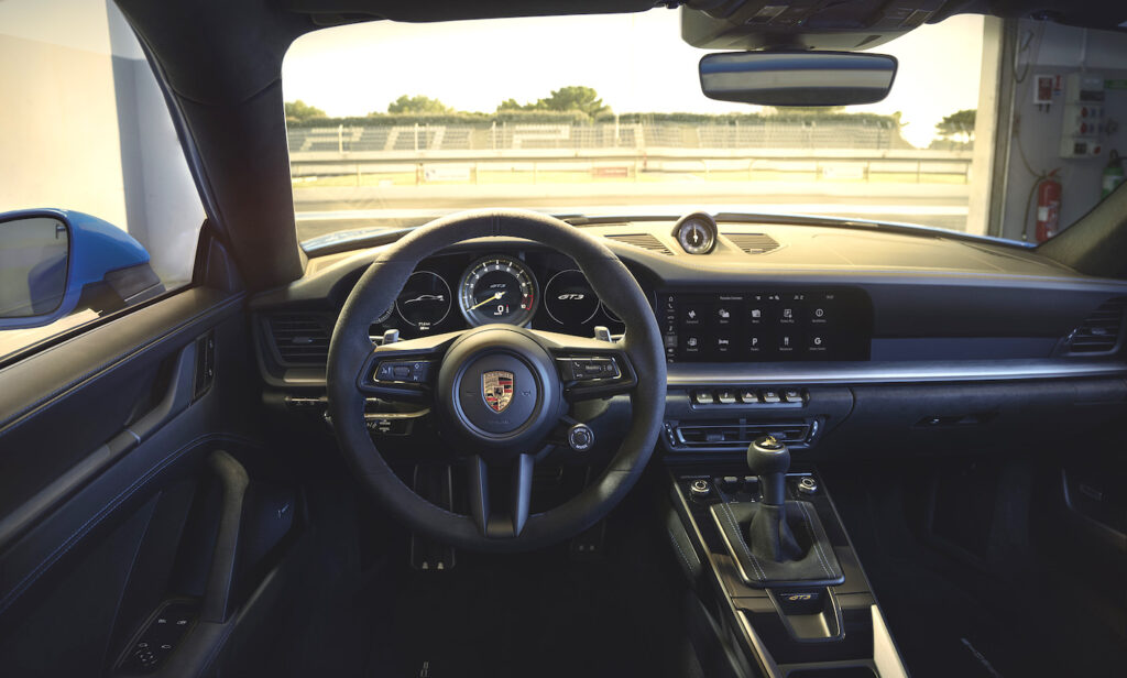 Nuova Porsche 911 GT3: l'esaltazione della sportività estrema