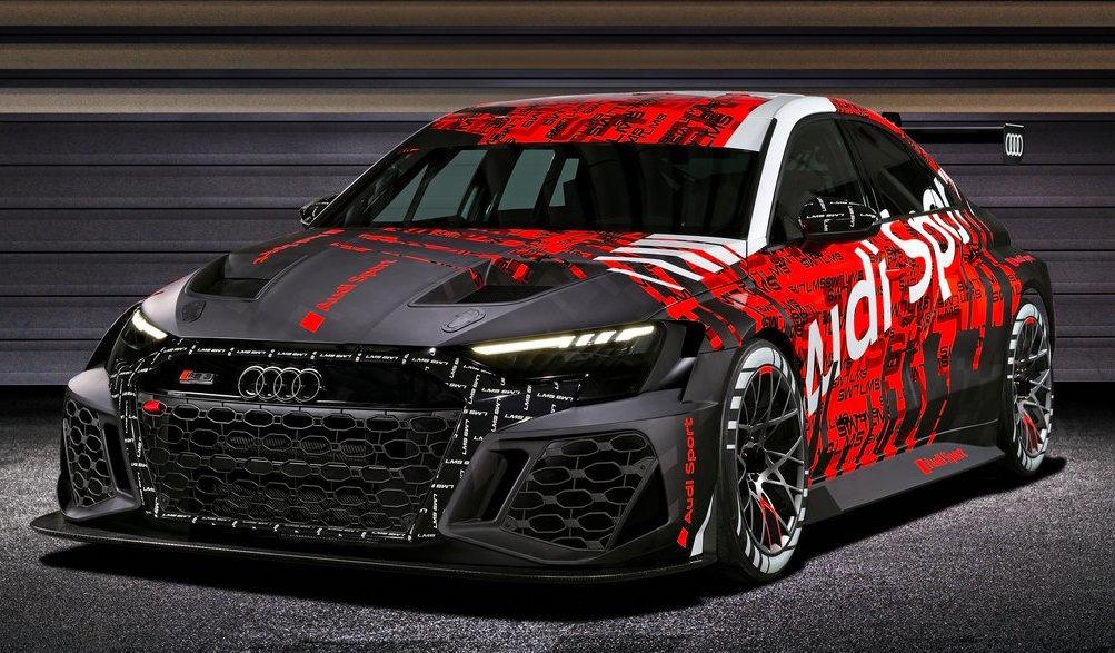 Audi RS3 LMS 2021: debutta la sportiva per il TCR