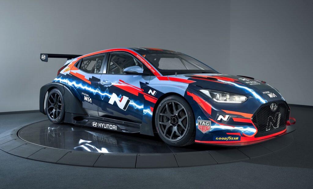 """Pure ETCR: Hyundai nella competizione """"elettriche"""""""