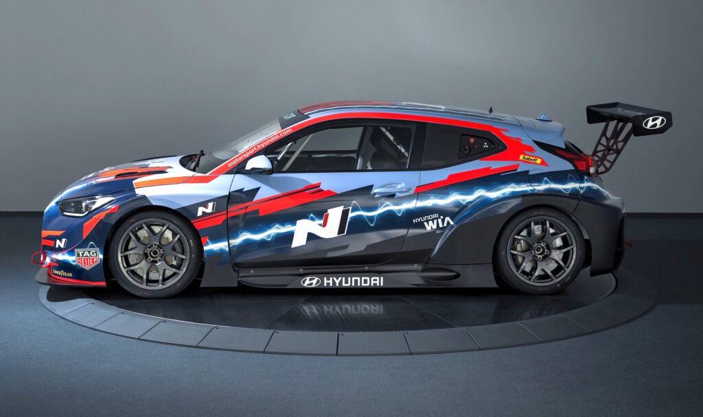 """Pure ETCR: Hyundai alla competizione """"elettriche"""""""