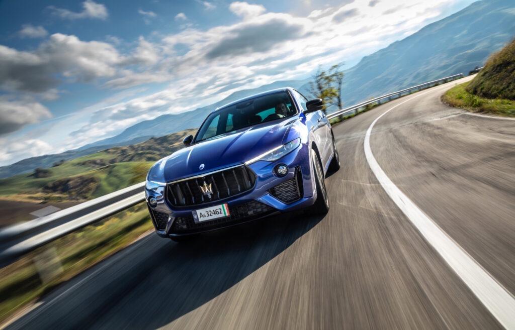 Maserati Levante V6 Twin Turbo MY21: Test Drive