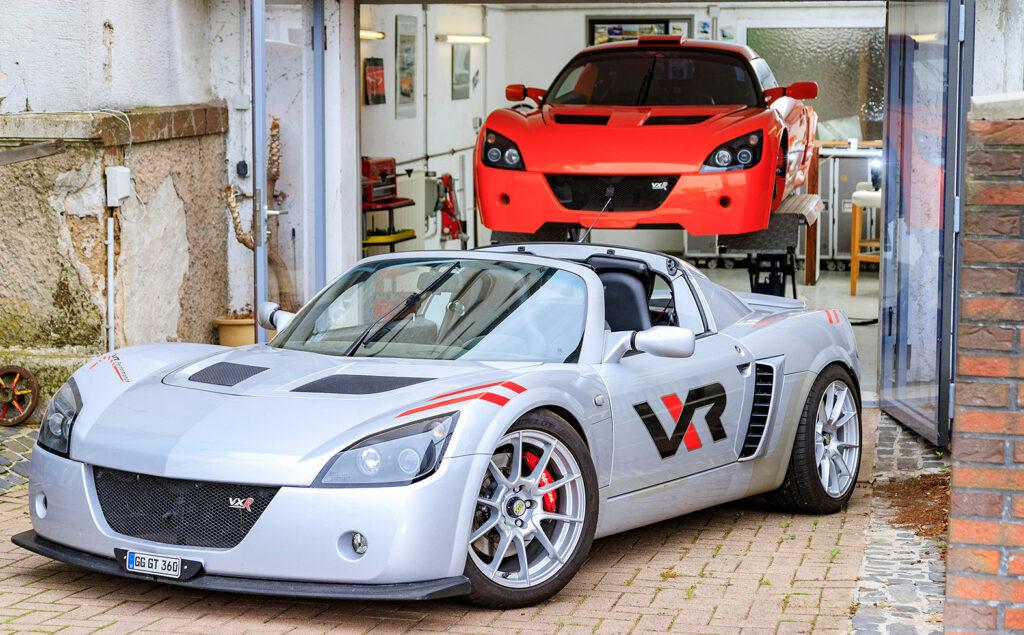 Opel Speedster: quando è amore a prima vista