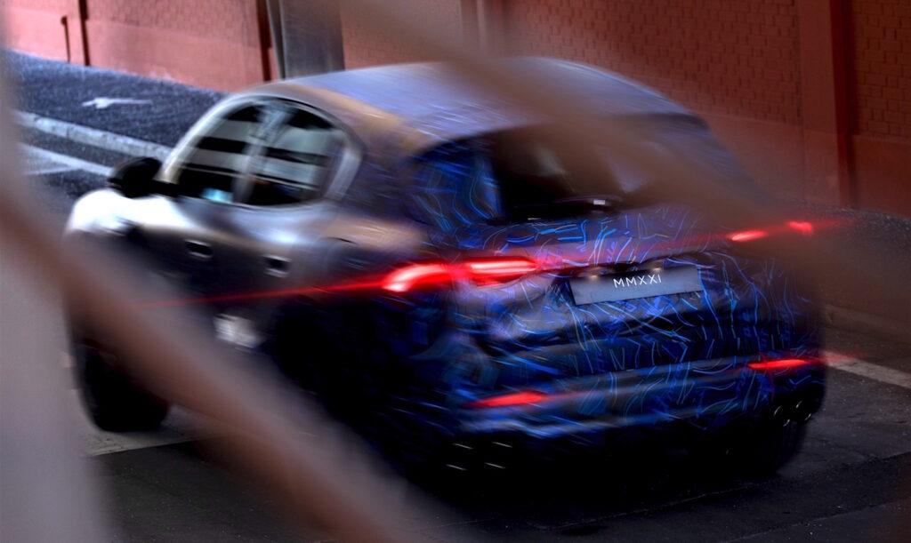 Maserati Grecale: ecco le immagini in anteprima