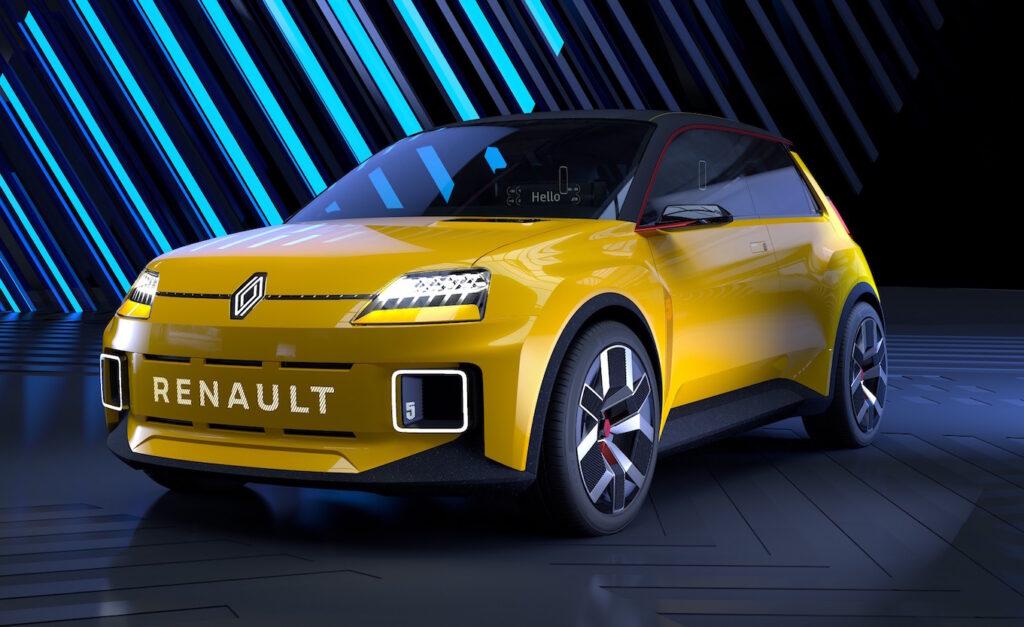 Renault 5 Prototype: l'intramontabile design del passato