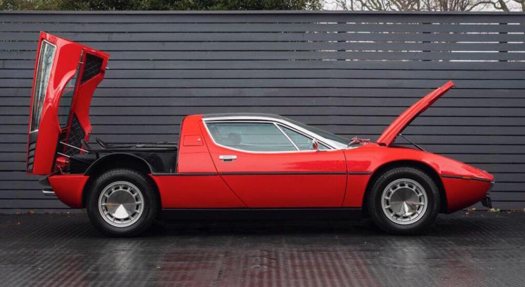 Maserati Bora : 50 anni di un mito