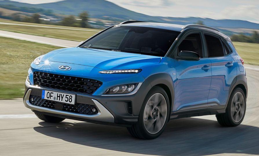 La nuova Hyundai Kona punta molto sull'elettrificazione