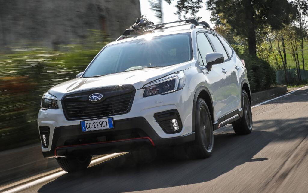 Subaru Forester 4Dventure: l'avventura è servita