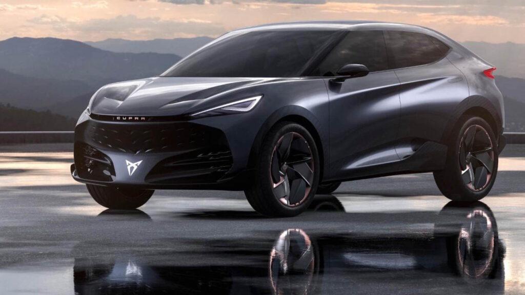 Cupra Tavascan è un SUV coupé che prenderà vita dall'omonimo prototipo presentato al Salone di Francoforte del 2019