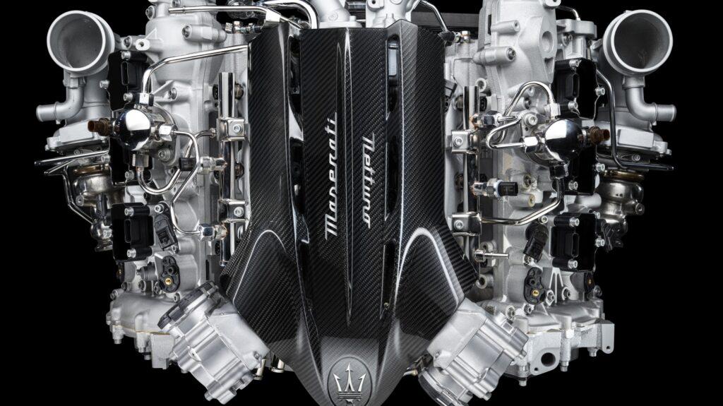 Il nuovo motore Maserati Nettuno equipaggia la supercar MC20