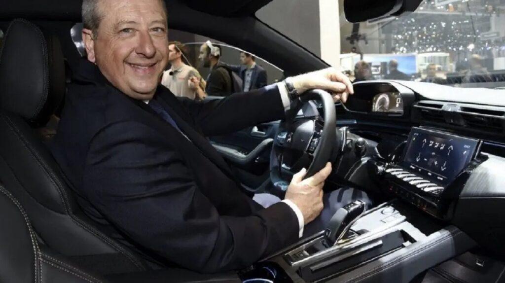 Imparato ha sempre mostrato la sua passione e profonda conoscenza per l'Alfa Romeo