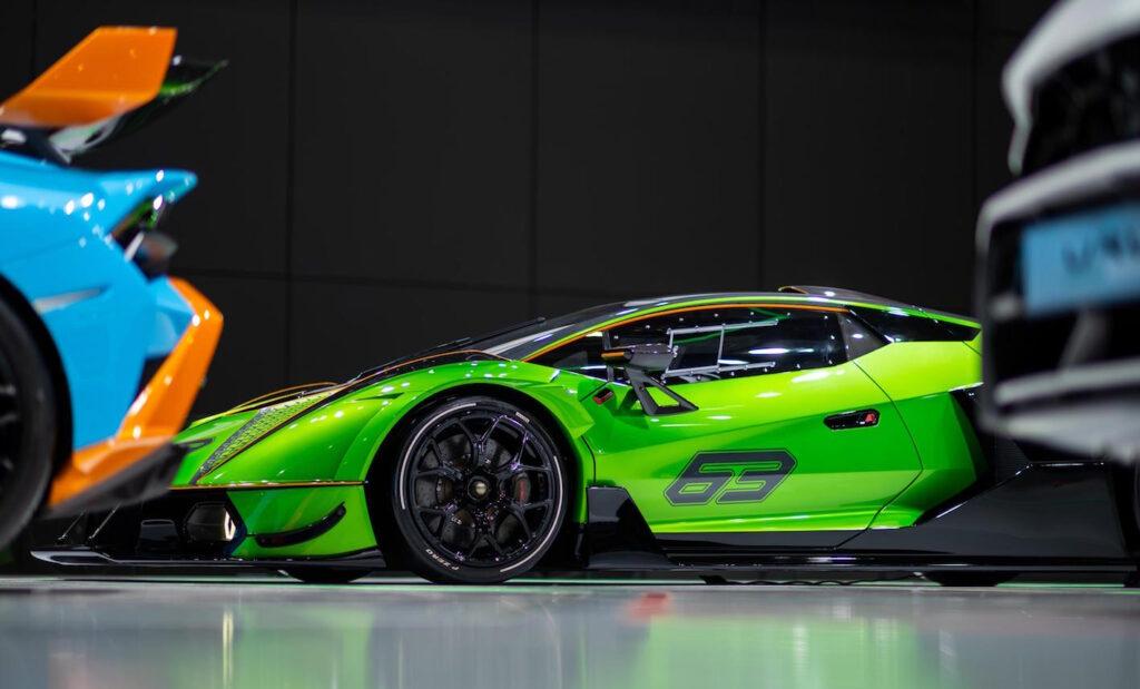L' Essenza SCV12 è nata con l'obiettivo di regalare l'esperienza di guida in pista più pura che Lamborghini è in grado di offrire.