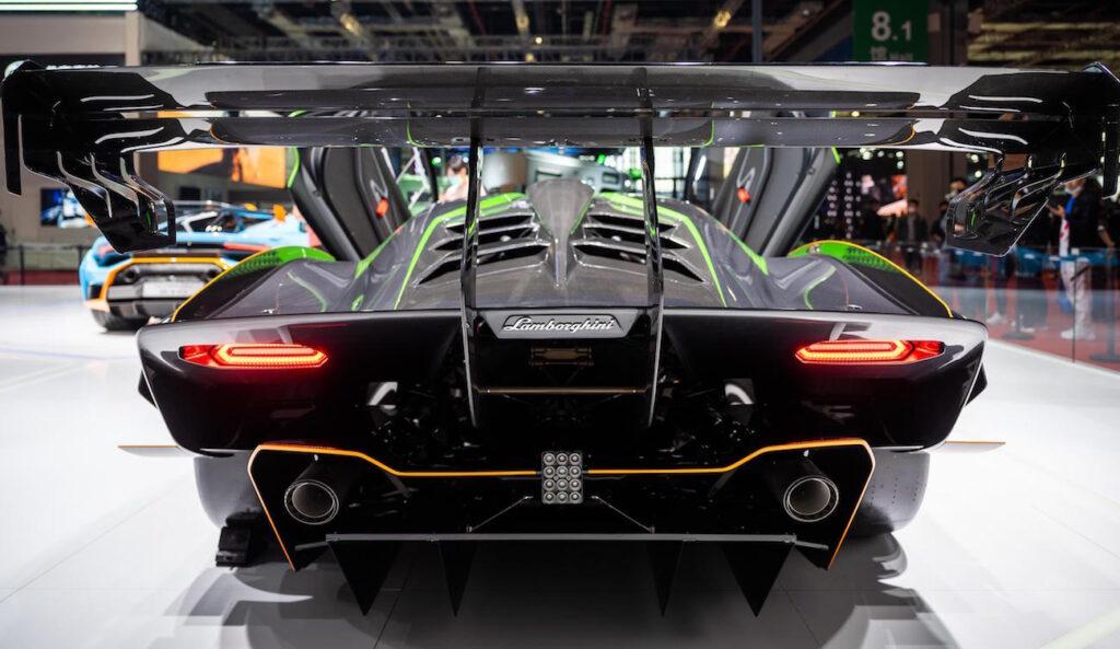 L' Essenza SCV12 è nata con l'obiettivo di regalare l'esperienza di guida in pista più pura che Lamborghini è in grado di offrire