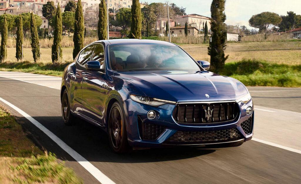 Maserati Levante Hybrid: anche il SUV diventa ibrido