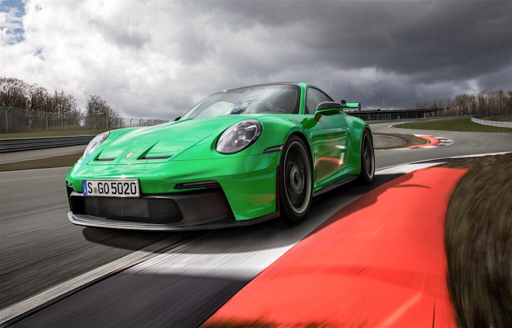 La nuova GT3 è la Porsche 911 stradale con l'assetto più preciso e divertente in assoluto