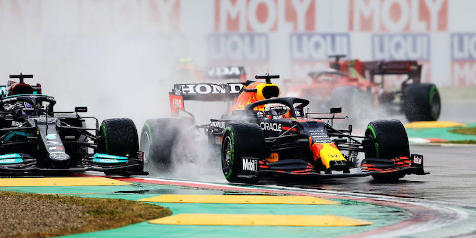 Formula 1, GP dell'Emilia Romagna: vince Verstappen