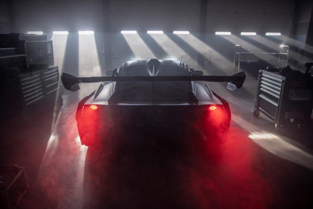 La nuova Lamborghini di Squadra Corse, molto probabilmente sarà basata sulla Huracan