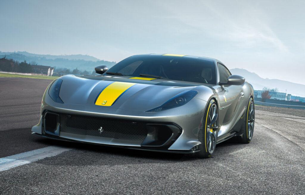 Ferrari 812 Competizione, nuova versione speciale in edizione limitata basata sulla 812 Superfast