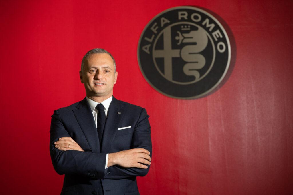 Francesco Calcara nominato responsabile di Alfa Romeo Marketing and communication global